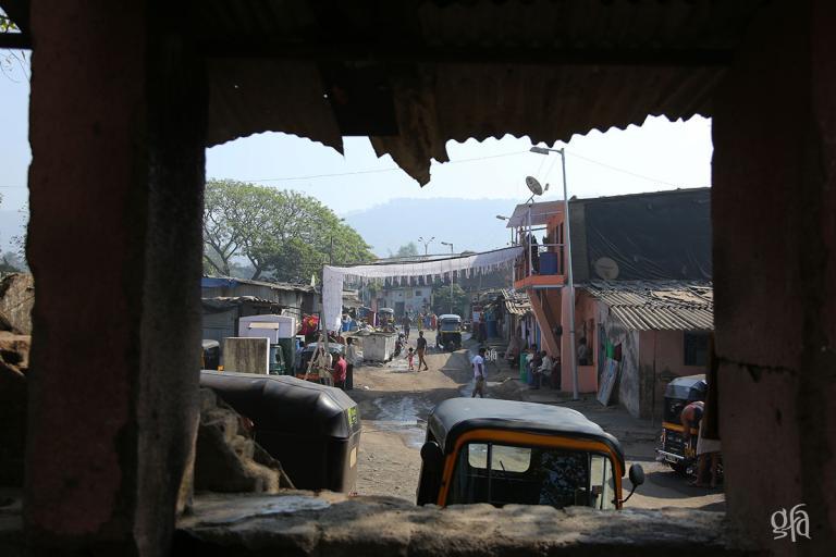 Slum Ministry in Asia - KP Yohannan = Gospel for Asia