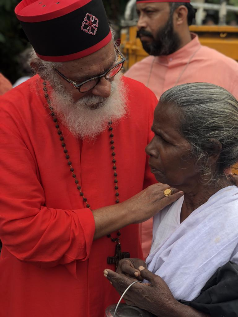 It's Been Nearly 100 Years Since Kerala Has Seen Flooding Like This - KP Yohannan - Gospel for Asia