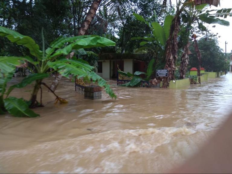 Flood waters rushing - KP Yohannan - Gospel for Asia