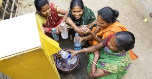 BioSand water filters provide 98% pure drinking water - KP Yohannan - Gospel for Asia