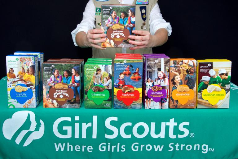girl scout cookie order form 2017 pdf