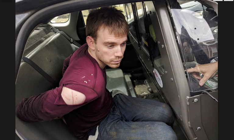 Waffle House suspect: Erratic behavior years before shooting