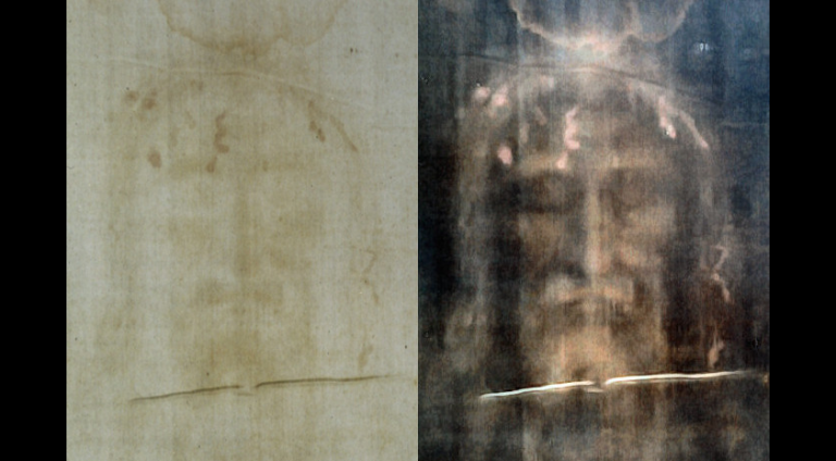 Forensics Experts Say the Shroud of Turin is Probably a Hoax