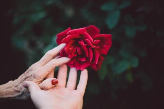 spirituality becoming older accepting mortality