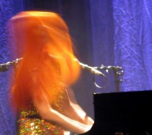 Tori Amos. Photo by Kevin Dooley. (cc) 2007 (Concert in Phoenix, AZ)