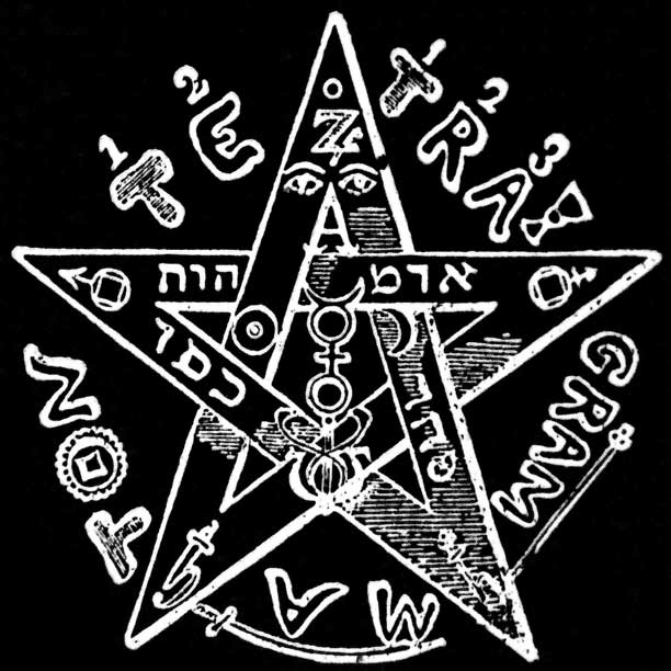 Eliphas Levi Pentagram
