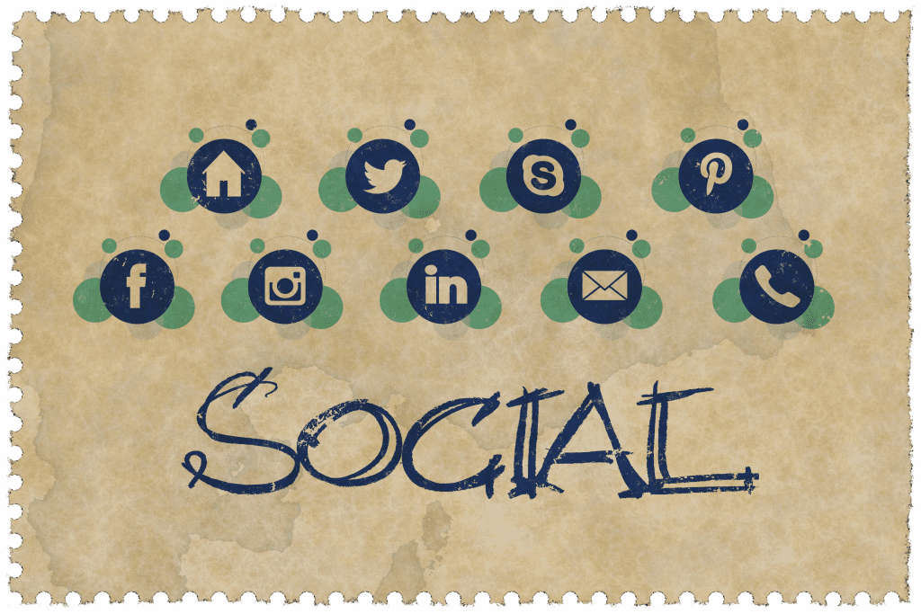 Social Media basics and history - CC0 via Pixabay