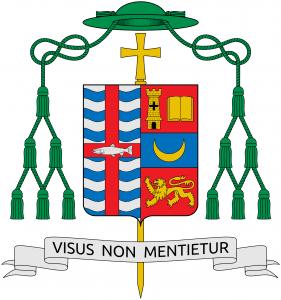 Bishop Robert Morlino's Coat of Arms