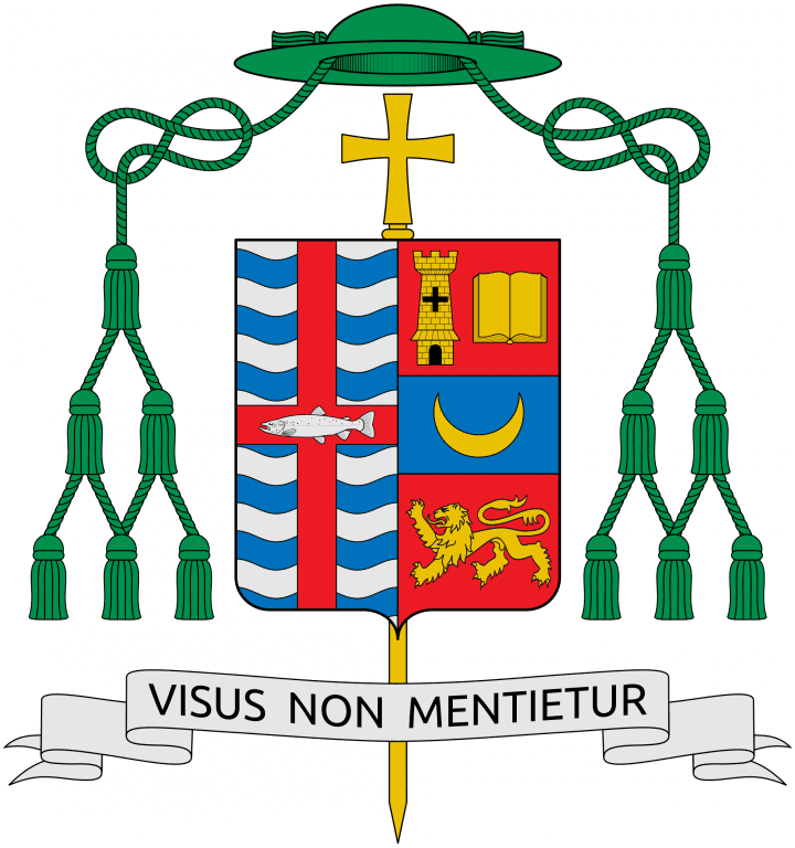 Bishop Robert Morlino's Coat of Arms