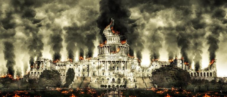 As False Prophecy Movie Hits Theaters, Will America's Churches Fall to Its Corruption?