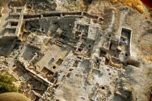 Hatzor excavated. City occupied by early Israelites.