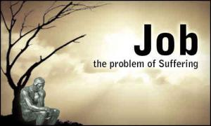 Job: The problem of suffering.