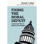 On 'Fixing the Moral Deficit' (part 1)