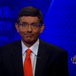 No, no, no — we were fine with D'Souza's racism, but the adultery is upsetting