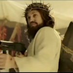 SNL's 'DJesus' is a pacifist compared to Tim LaHaye's lethal Death Jesus