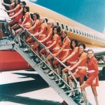 """""""Leon Fortunato instructed everyone on the plane when to get off and where to stand for the cameras when they finally reached New Babylon."""""""