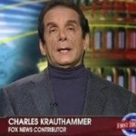Celebrating Krauthammer's credibility problem