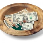 Collection plates, the economy and the 99 percent