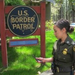 Danielle Suarez is an agent with the U.S. Border Patrol. Women are not allowed to help patrol the borders of the evangelical tribe. The agents in charge of that -- the tribal gatekeepers -- are all white men.