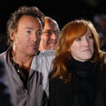 In the eyes of the Roman Catholic Church, this couple is in a civil union. Bruce and Patty have been legally married for more than 22 years, but because Mr. Springsteen's previous marriage ended in divorce, the church does not recognize this marriage as legitimate. (Getty Images photo by Jon Raedle.)