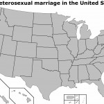 Heterosexual marriage still unthreatened in all 50 states