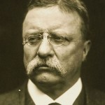 This is the expression I imagine Teddy Roosevelt would have worn during the 2012 Republican primary debates.