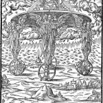 """Ezekiel's Vision,"" by Sante Pagnini, b. 1470"