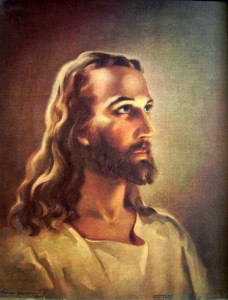 """Even White Jesus must bow down to the """"highest authority"""" of the White Bible."""