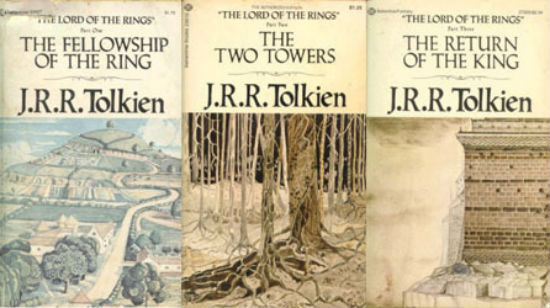 an analysis of the conflict in the fellowship of the ring and the silmarillion two novels by j r r t The lord of the rings is a book by jrr tolkien the thomas covenant novels of stephen r (four for the fellowship of the ring, two for the.