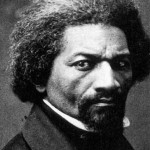 OK, so we're talking about Frederick Douglass today