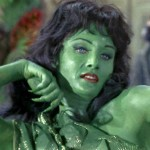 Captain Kirk, the Green Woman, and the Bible