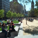 Melbourne City Square