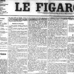 Le Figaro Futurist Manifesto