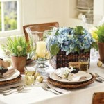 Setting the Table [Guest post by Jen Michel]