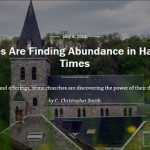 Churches Living in God's Abundance