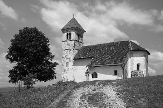 Church-Image-BW