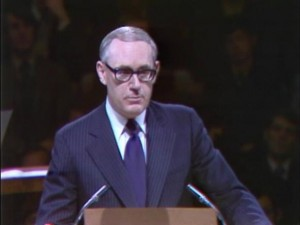 Saints Securely Dwell – October 1972 General Conference, Session 4 (Saturday Afternoon)
