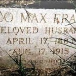 gravestone beloved