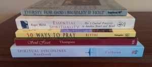 Five Books to Help you Explore Spiritual Practices
