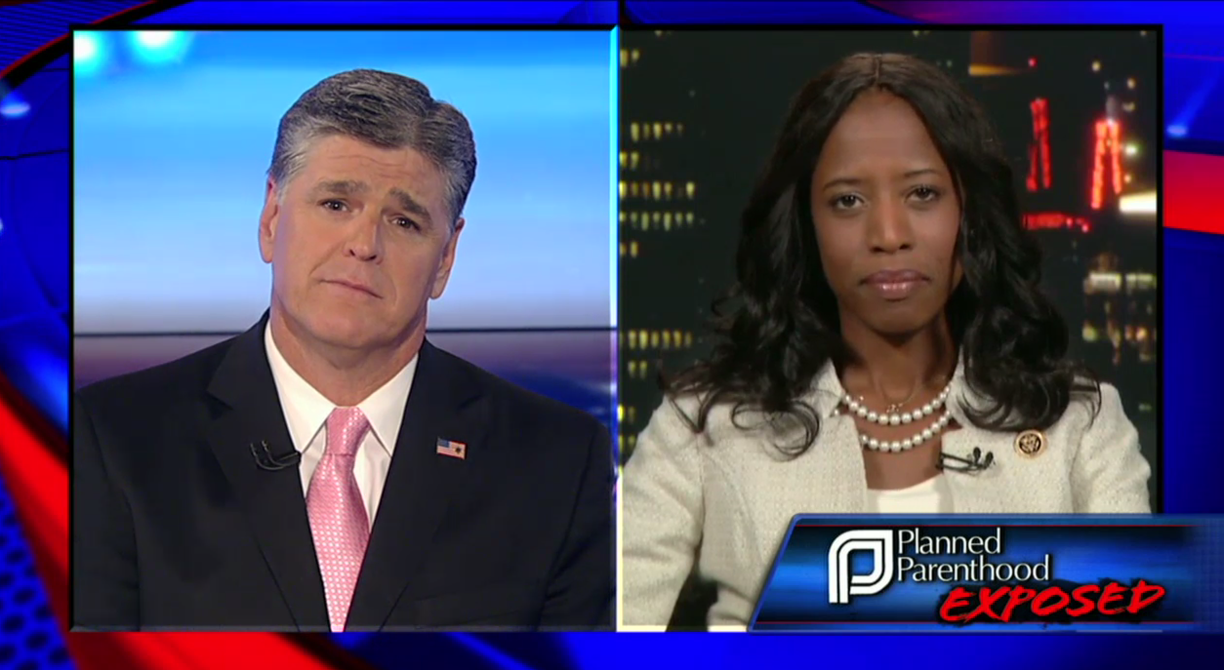 Congresswoman Mia Love Calls Planned Parenthood Out for Killing Black Babies
