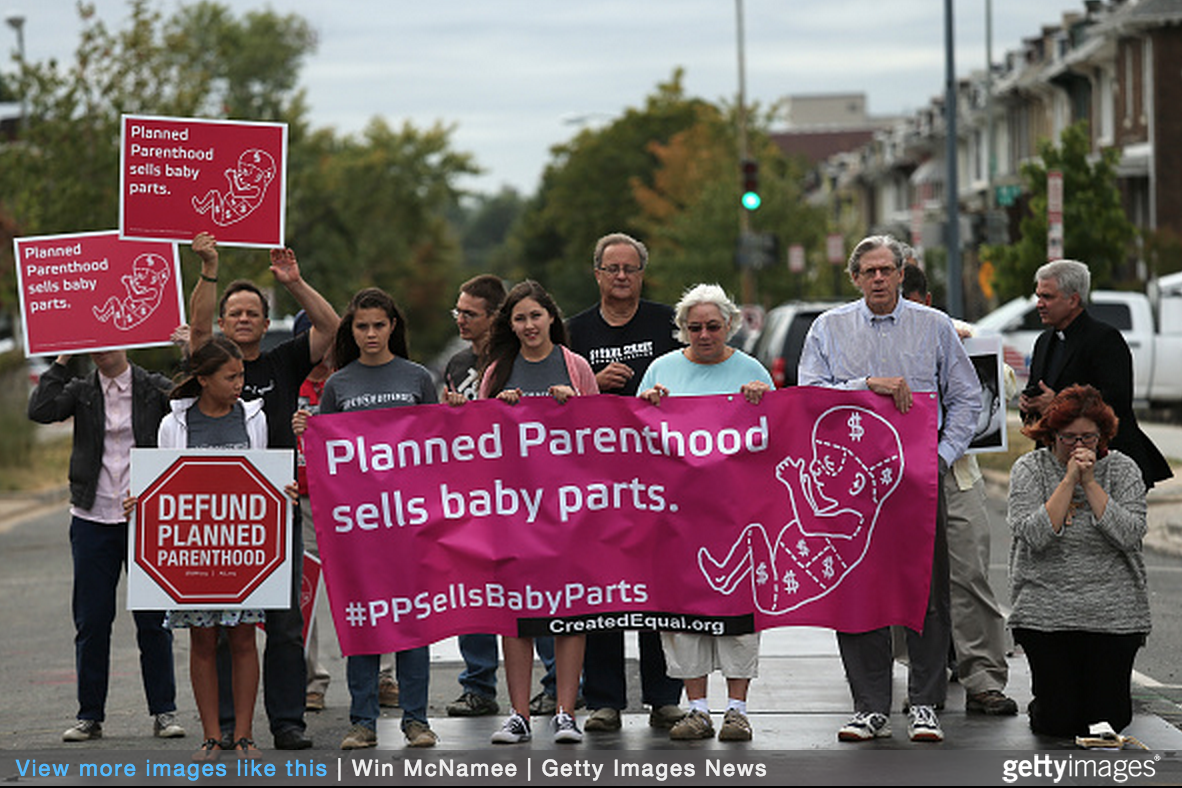 Planned Parenthood Claims to Help Black Women, While Profiting Off the Murder of Black Babies