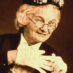 Mrs Brady — Catholic Old Lady