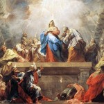 Pentecost – Wind, Fire and Witness