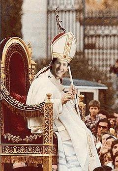 Pope Joel Osteen