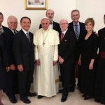 Pope Francis Meets with Kenneth Copeland and other Evangelical Leaders
