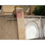 """""""Nazarene"""" symbol painted on targeted Christian properties in Iraq"""