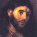 rembrandt head of christ