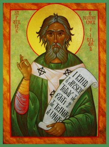 Powerful St Patrick