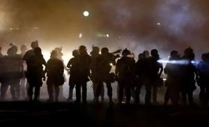 Violence in Ferguson, MO