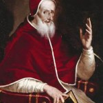 Pope St Pius V by El Greco